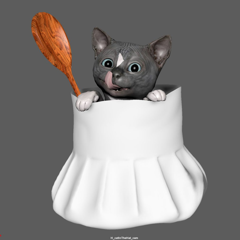 Cat in the hat - Chef, Sneak Peak